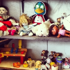 Toy Shop at the Dump